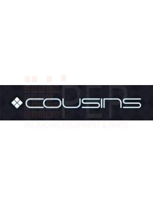 Cousins - Bearing (Used For Prestretch Rollers On Some 2100S) - B124