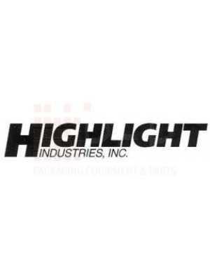 """Highlight - Roller Assembly, Rear 2"""" CT215100, 700468 stretch wrapper"""