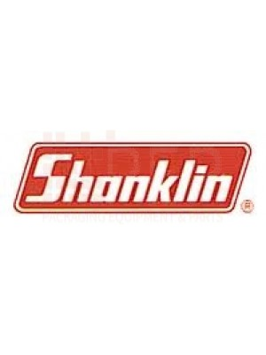 """Shanklin - Seal Blade With Fin 23-1/8"""" - J08-1068-001"""
