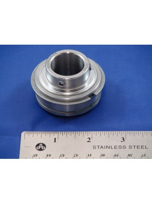 "Shanklin - 1"" B Stainless Steel Roller Bearing, Tunnels - BC-0003A"