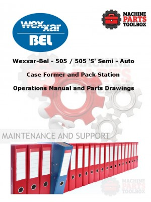 Wexxar Bel - 505 / 505 'S' - Manual and Parts Drawings