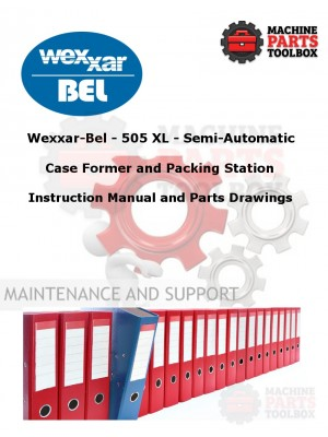 Wexxar Bel - 505 XL - Manual and Parts Drawings